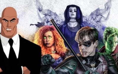 EXCLUSIVE: New 'Titans' Character Breakdown Revealed-Could It Be For Lex Luthor?