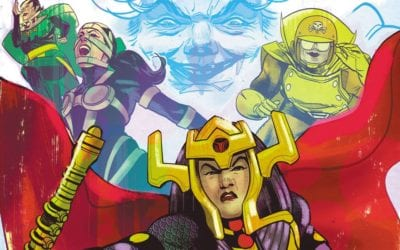 Female Furies #1 Review