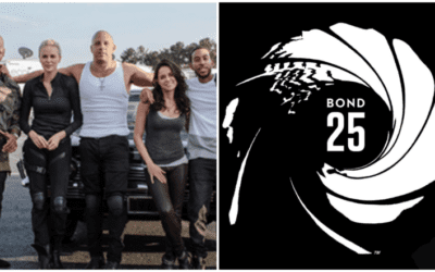 2020 Release Date Shifts: 'Fast & Furious 9' – April 10 to May 22; 'Bond 25' – February 14 to April 8