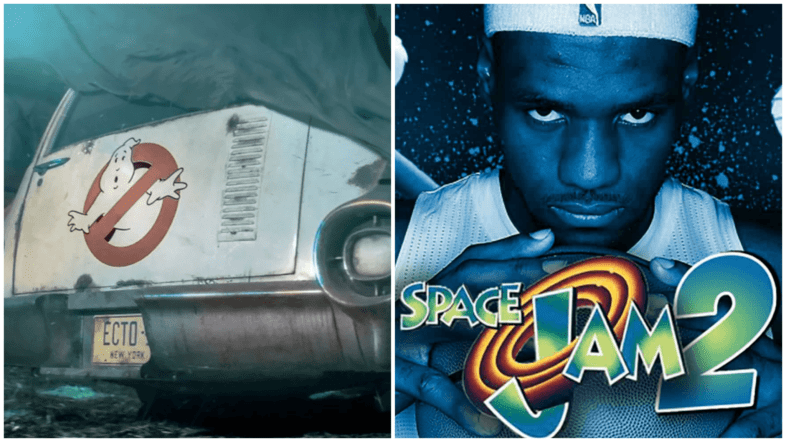 'Ghostbusters' & 'Space Jam 2' Both Add Production Designers