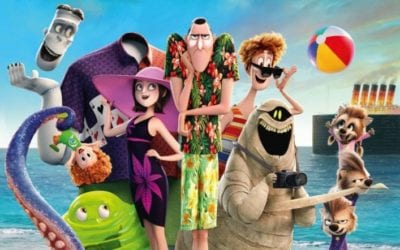 'Hotel Transylvania 4' is Confirmed & Will Release December 22, 2021