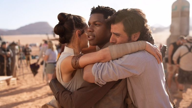 'Star Wars: Episode IX' Has Officially Wrapped Principal Photography
