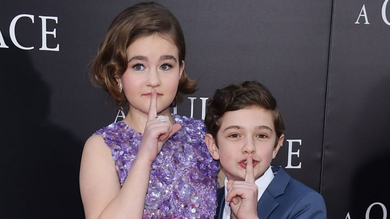 UPDATE: Millicent Simmonds & Noah Jupe in Talks to Return to the Higher Budget 'A Quiet Place 2'