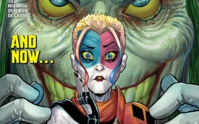 Old Lady Harley #5 EXCLUSIVE PREVIEW