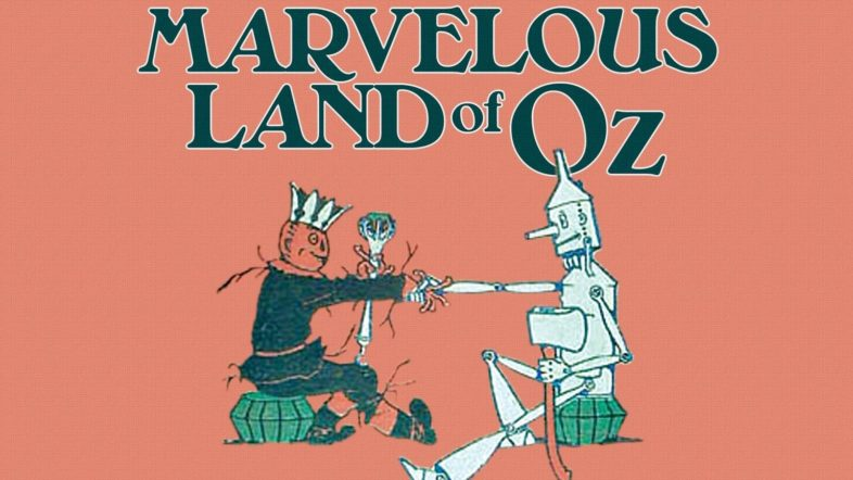 'Land of Oz' Universe TV Series in the Works From Legendary & Edward Ricourt ('Now You See Me')