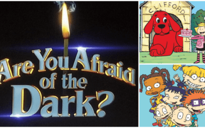 'Clifford the Big Red Dog' Set For Nov. 13, 2020; 'Rugrats' Pushed; 'Are You Afraid of the Dark?' Now TBD