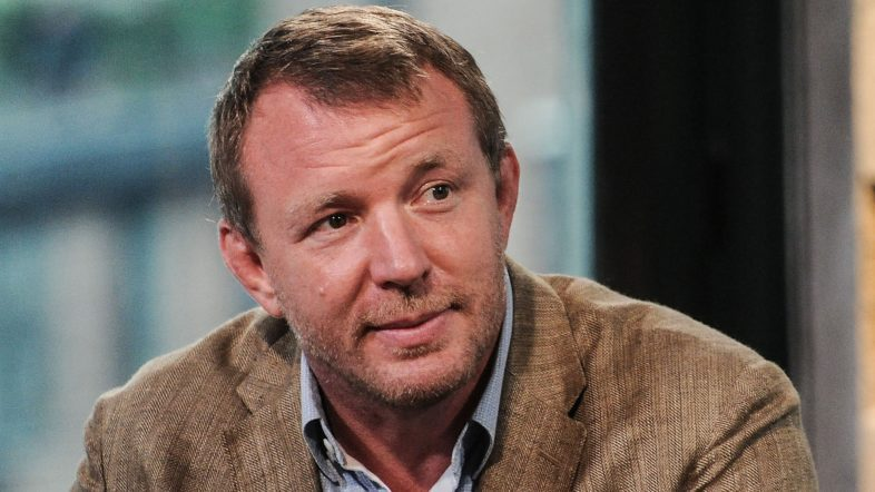 Guy Ritchie's 'Bush' (Formerly 'Toff Guys') Will Be Distributed by STX Entertainment
