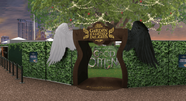 Amazon is bringing Armageddon to SXSW with 'Good Omens'
