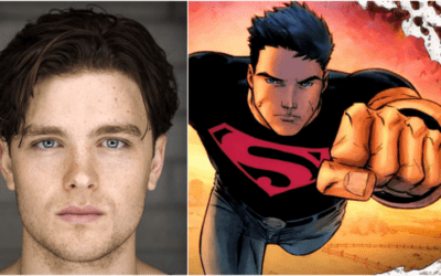 'Titans' Season Two Enlists Joshua Orpin to Play Superboy