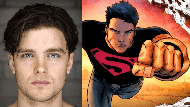 Titans Season Two Enlists Joshua Orpin To Play Superboy Gww (you can see the teaser for the pair in the clip below.) now there's a good look at joshua orpin in thomas polito, who serves as an online writer for various outlets, posted an image on twitter recently. titans season two enlists joshua orpin