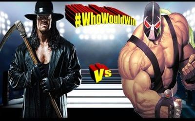 #WhoWouldWin: Undertaker vs. Bane
