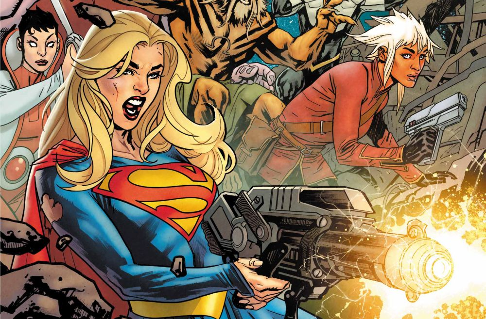 Supergirl #27 Exclusive Preview