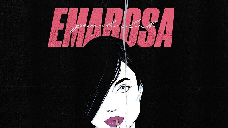 Emarosa - Peach Club Cover