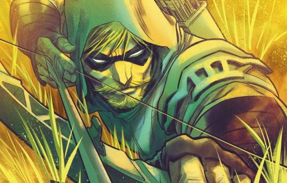 Green Arrow #49 REVIEW