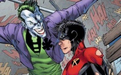 Batman Beyond #29 REVIEW