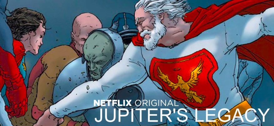 EXCLUSIVE: Netflix's 'Jupiter's Legacy' Eyeing May Production Start-Scouting Locations In Toronto