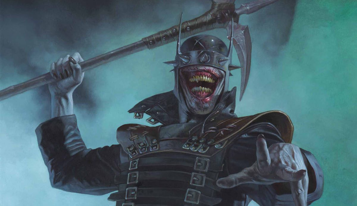 The Batman Who Laughs #3 REVIEW