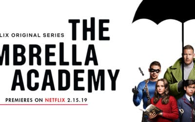 Netflix's The Umbrella Academy Review