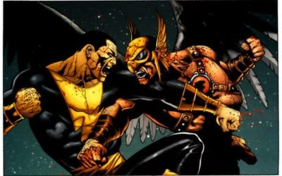 "Rumor: Current 'Black Adam' Script Pulls Heavily From Comic ""Black Adam: The Dark Age"""