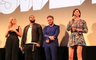 Highlights from the Long Shot Q&A at SXSW