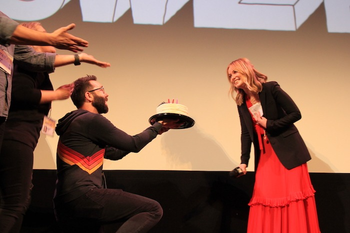 "Olivia Wilde Promotes ""Booksmart"" during SXSW"