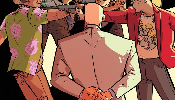 Assassin Nation #1 REVIEW