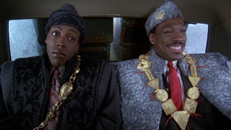 Eddie Murphy's 'Coming to America 2' Aiming to Begin Filming August 8th and Wrap in Late October