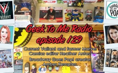 Geek To Me Radio #129: Heather Antos