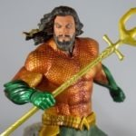 Diamond Select's DC Movie Gallery Aquaman and Ocean Master Statue