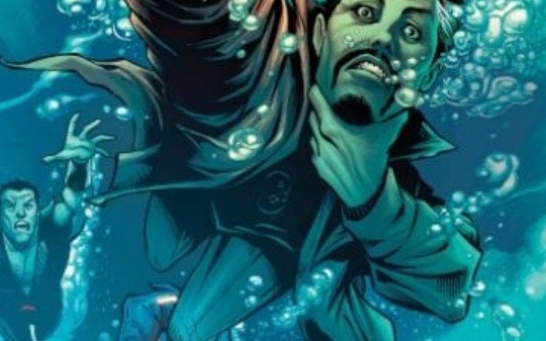 Scott Derrickson Teases Namor