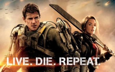 'Edge of Tomorrow' Sequel Enlists Writer Matthew Robinson ('The Invention of Lying')
