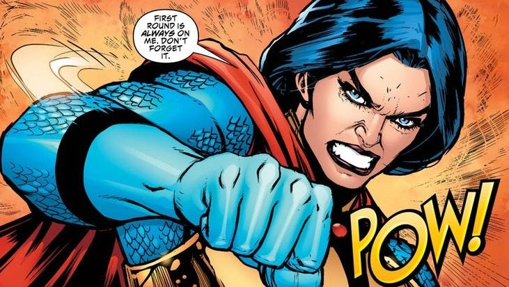 Female Furies #2 Review