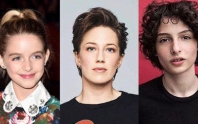 Jason Reitman's 'Ghostbusters' Enlists Mckenna Grace for Lead Role; Carrie Coon and Finn Wolfhard Confirmed