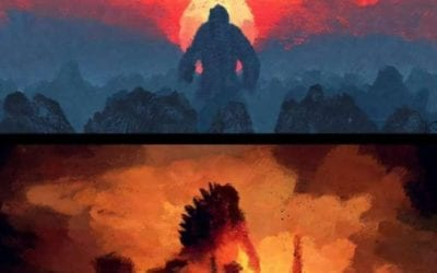 'Godzilla vs. Kong' Got Rewrites from Mike Dougherty & Zach Shields ('Godzilla: King of the Monsters')
