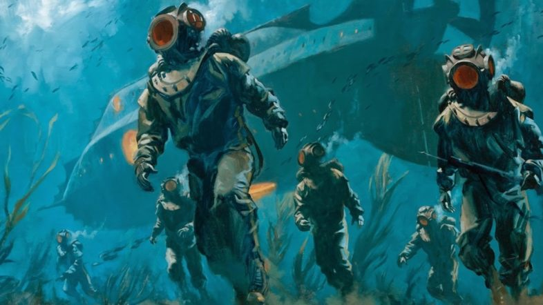 Disney's '20,000 Leagues Under the Sea' Reboot is in the Works Once Again