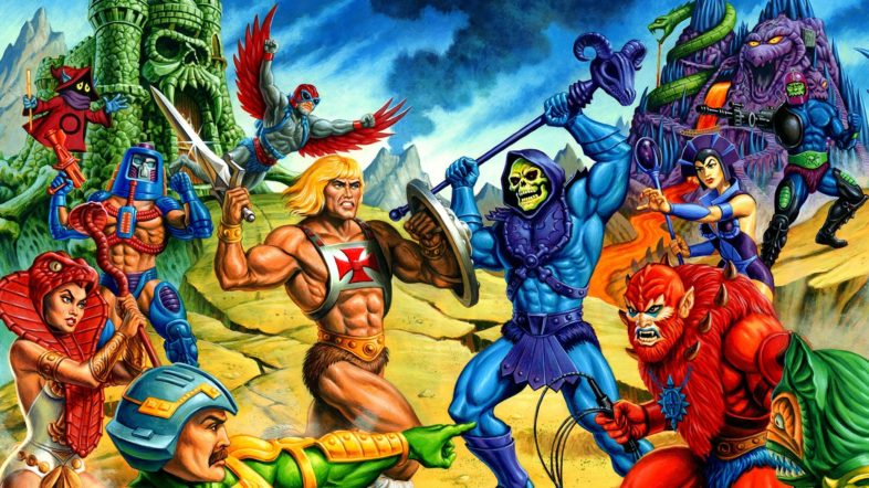 Sony's 'Masters of the Universe' Reboot Will Begin Filming August 19th in Prague