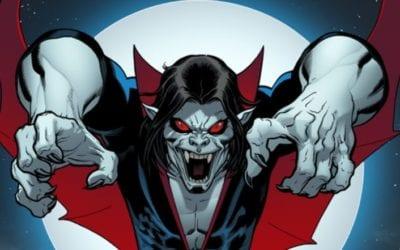 Jared Leto Morbius Clues?