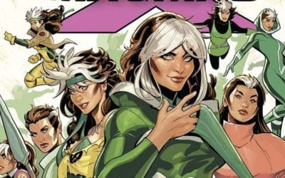 Kelly Thompson turns Rogue's age-old battle into something much deeper