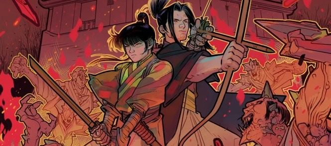 Ronin Island #1 Review
