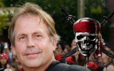 'Pirates of the Caribbean' Reboot Has Original Writer Terry Rossio ('Aladdin,' 'Shrek') in Talks to Return