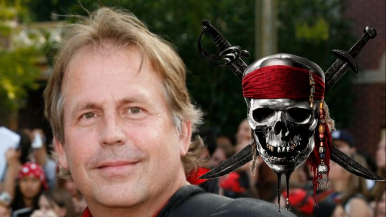 'Pirates of the Caribbean' Reboot Has Original Writer Terry Rossio ('Aladdin,' 'Shrek') in Talks to Return