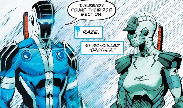 The Silencer #15 REVIEW
