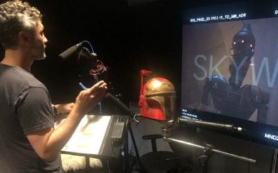 Jon Favreau's 'The Mandalorian' Series Enlists Taika Waititi for Voice Role