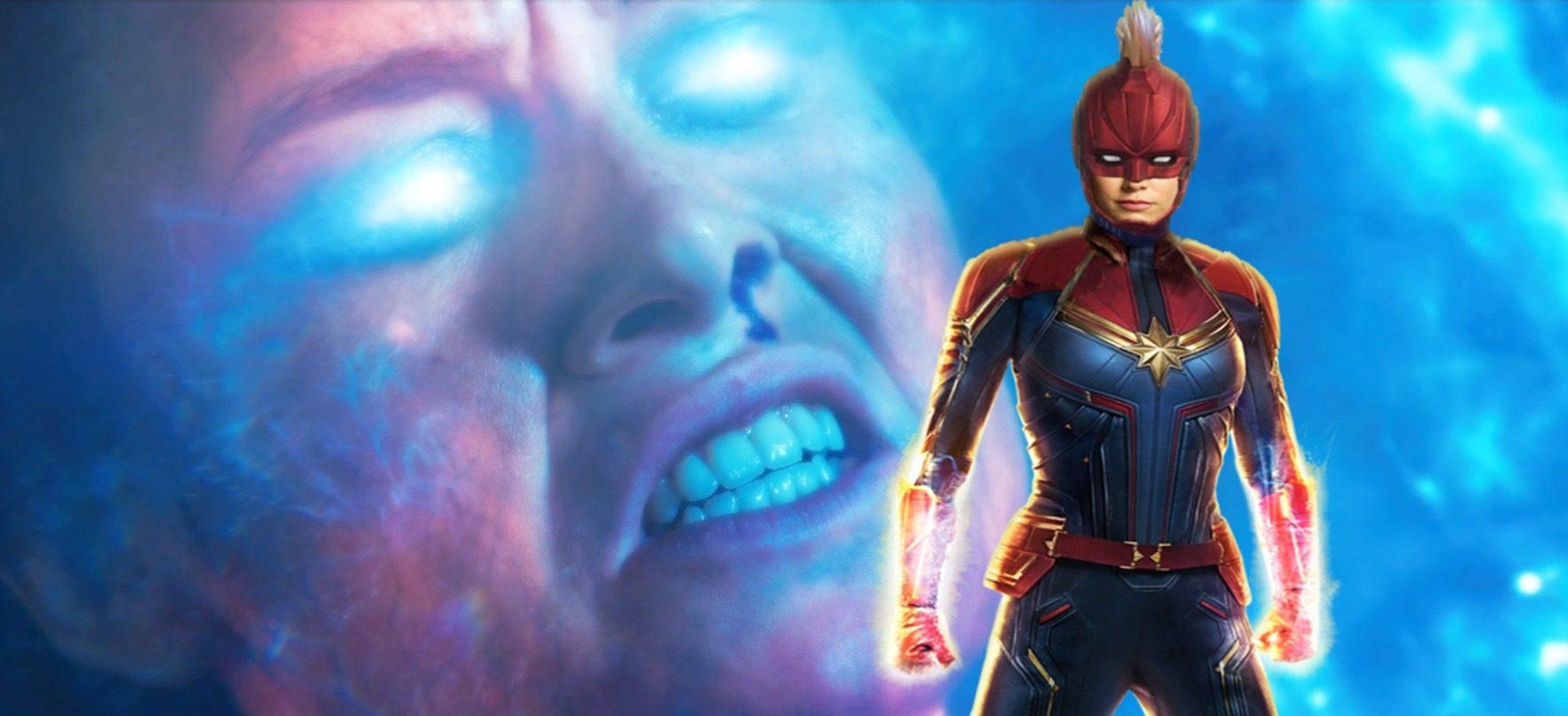 captain marvel's new powers explained - gww