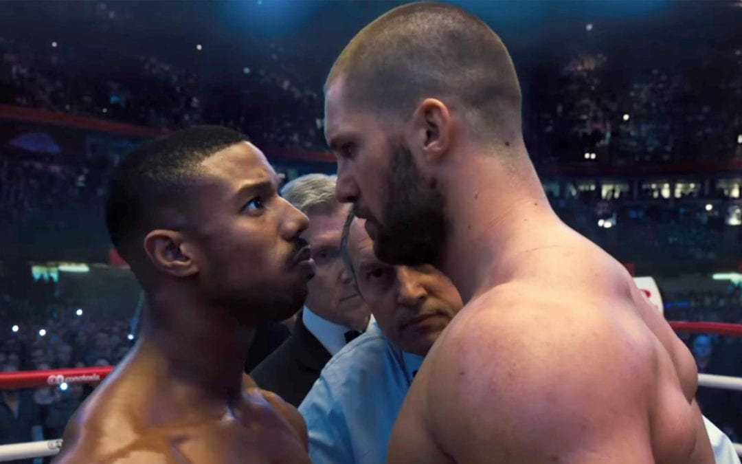 Creed II Blu-Ray and Bonus Features