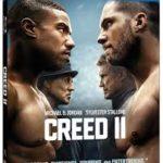 Creed II Blu-Ray