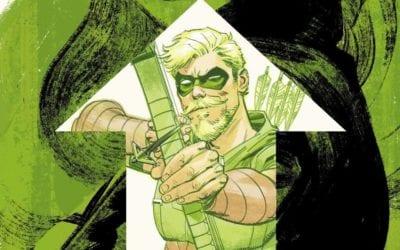 Green Arrow #50 REVIEW