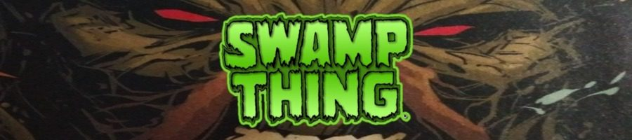 Swamp Thing Giant #2 Review