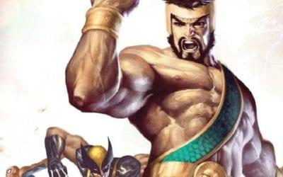 Hercules Rumored To Be Male Lead in 'The Eternals'