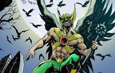 Hawkman #10 Review